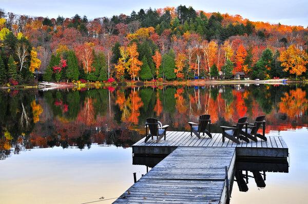 Drömmen om att köpa sig en egen stuga vid sjön.